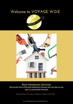 We provide some of the best Handyman Services who can take on any task in a reasonable timescale.