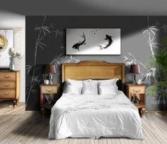DE TODO UN POCO: Cómo colocar la cama según el Feng Shui