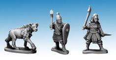 Frostgrave Soldiers & Hound