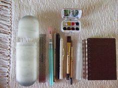 travel kit w/c, via Flickr.