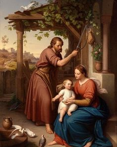Dearest Mother Mary and St Joseph, pray for me that I may have the faith you both lived... ~ catholic soldiers