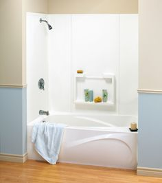 59 Suez Tub Walls Shower   Advanta By MAAX (PRE PROD)