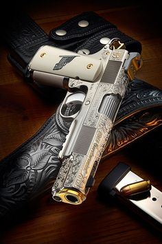 1911 silver plated Centennial Edition