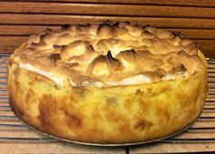 Over at Julie's: Uptown Banana Pudding Cheesecake ~ a real show-stopper, and it tastes even better than it looks!