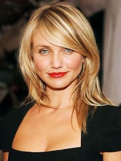 Actress Cameron Diaz.  Daughter of Emilio Diaz (Cuban-American)