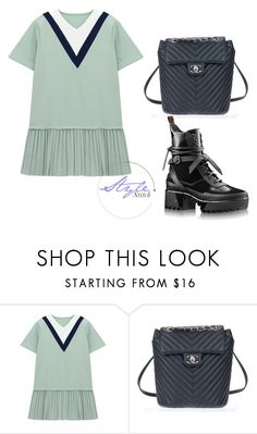 """""""Untitled #453"""" by liztaylorr on Polyvore featuring Chicnova Fashion and Chanel"""