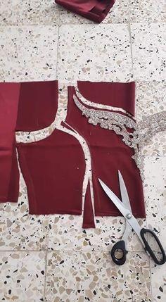 Dress Sewing Patterns, Clothing Patterns, Aya Couture, Tandoori Masala, Couture Sewing, Plastic Canvas, Sewing Tutorials, Boho Shorts, Cheer Skirts