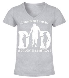 """# Mens Dad A Son's First Hero A Daughter's First Love Funny T-Shirt .  Special Offer, not available in shops      Comes in a variety of styles and colours      Buy yours now before it is too late!      Secured payment via Visa / Mastercard / Amex / PayPal      How to place an order            Choose the model from the drop-down menu      Click on """"Buy it now""""      Choose the size and the quantity      Add your delivery address and bank details      And that's it!      Tags: You are being a…"""