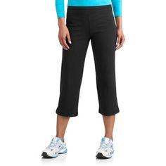 Danskin Now Women's Dri-More Core Capri Pants