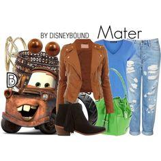 Disney Bound - Mater