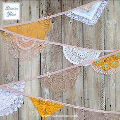 A little spot of photographing and branding today!  #daisiesblue #photography #apricotrose #yellow #orange #green #white #whitewashing #restocking #crochetbunting #doilybunting #vintagewedding #vintagebunting #crochet #doilies #lace #linen #treasurechest  https://www.etsy.com/listing/229569766/handmade-vintage-doily-wedding-bunting www.daisiesblue.co.uk