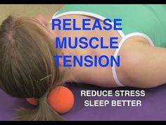 Reduce Stress and Improve Sleep with Suboccipital and Neck Muscle Tension Release - http://LIFEWAYSVILLAGE.COM/stress-relief/reduce-stress-and-improve-sleep-with-suboccipital-and-neck-muscle-tension-release/