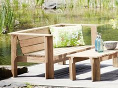 Jan Kurtz Gartenlounge-Sofa Batten kaufen im borono Online Shop