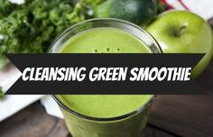 Cleansing Green Smoothie Getting to the gym on a cold winters day is a tough feat. All I want to do is go home and snuggle with my doggies, not sweat on the elyptical! So, for the days when a workout is looking like an impossibility, drink a smoothie for a meal to help give your body the nutrients it needs while...  Read More at http://www.chelseacrockett.com/wp/food-2/cleansing-green-smoothie/.  Tags: #CleansingSmoothie, #GreenSmoothie, #Healthy, #HealthyEating, #Health