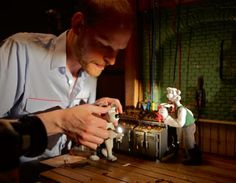 making of wallace and gromit