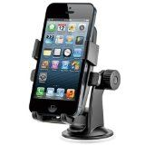 iOchie HX-M-X1 One Touch Windshield Dashboard Universal Car Mount Holder for Iphone 5s 5 4s 4 3GS, iPod Touch 5 4, Galaxy S4 Mini S4 S3 S2, HTC: DROID DNA One S Sensation Z710E Amaze X715E Radar EVO C110E Inspire incredible Rezound, Motorola Dro