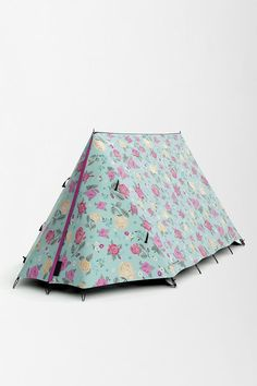 FieldCandy Floral Tent #urbanoutfitters
