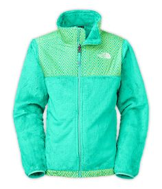 The North Face Oso 2 Hooded Fleece Jacket - Girls' | Cold weather ...
