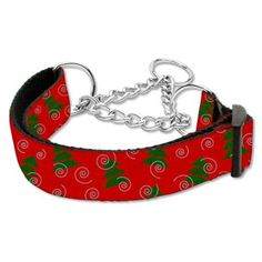 Mirage Pet Products Christmas Tree Nylon Ribbon Martingale Collar for Dogs, Large Mirage Pet Products http://www.amazon.com/dp/B008NSRTRS/ref=cm_sw_r_pi_dp_o1Frub0X5AKTC