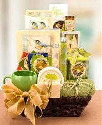 Great Gift Basket ideas and how to instructions