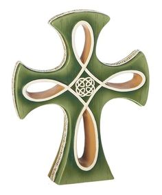 Another great find on #zulily! 8'' Irish Cross Décor #zulilyfinds