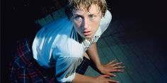 Cindy Sherman, Centerfold series. Untitled #92. 1981