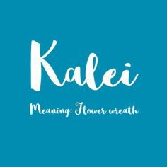 "Hawaiian baby names are adorable, spiritual, and will always remind you of the islands, especially because so many of these names have roots in the ocean and nature. From Kai (which means ""ocean"") to Moana (which means ""from the ocean""), check out these sweet monikers."