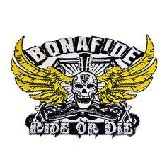 JB Bona-Ride Patch