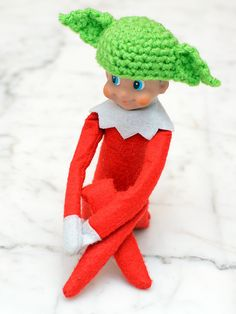 Knitting Pattern For Elf On The Shelf : 1000+ images about Elf on the shelf on Pinterest Elf on the shelf, Elves an...
