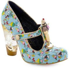 Irregular Choice Collection at ModCloth comes in a variety of colors. Shop Irregular Choice accessories & get inspired by ModCloth's cute & vintage styles! Pretty Shoes, Beautiful Shoes, Cute Shoes, Me Too Shoes, Big Shoes, Ice Cream Shoes, Dream Shoes, Crazy Shoes, Slippers