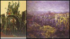 IX Premio de Pintura Fausto Culebras (1992), convocado por el Ayuntamiento de Cuenca #AyuntamientodeCuenca #Cuenca #FaustoCulebras