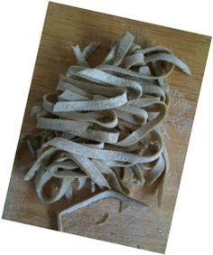 Gluten free pasta from scratch