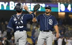 Los Angeles Dodgers vs. San Diego Padres - 4/5/17 MLB Pick, Odds, and Prediction