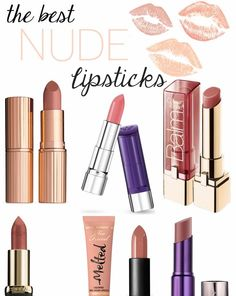 Au Naturel: Best Nude Lipsticks For Every Skin Tone