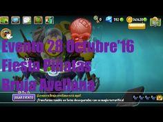 Plants vs Zombies 2 - Evento/Plantas Edición Especial - 28 Octubre'16 - ...