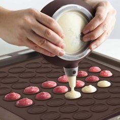 Macaron Baking Kit #macarons #baking #masterchef