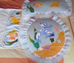 Imagen Juego de baño Delfines - grupos.emagister.com