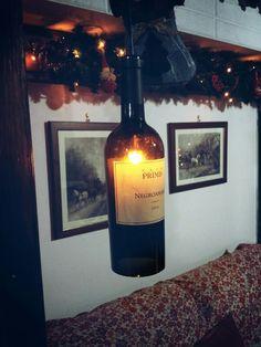Bottiglia lanterna