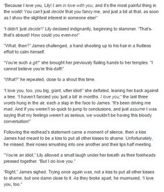 James and Lily part 2