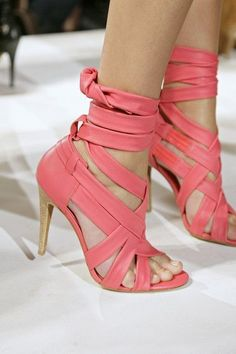 30 Images Women�s Pink Sandals