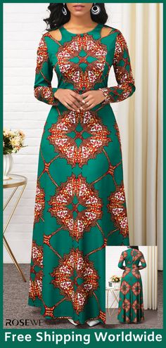 48 Ideas Dress Casual Winter Modest For 2019 Best African Dresses, Latest African Fashion Dresses, African Print Dresses, African Print Fashion, African Attire, Women's Fashion Dresses, Winter Maxi, Dress Winter, Outfit Winter