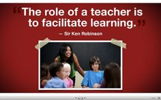 Quotes from Sir Ken Robinson& 2013 TED talk Accountable Talk, Ken Robinson, Teaching Portfolio, Educational Psychology, Talking Quotes, Learning Styles, Education And Training, Ted Talks, Me Quotes