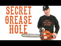 Does your powersaw chain turn when you try to start it? You pull the starter rope and the chain moves? Watch Steve show you how to fix the problem. Chainsaw Repair, Chainsaw Mill, Stihl Chainsaw, Lawn Mower Maintenance, Lawn Mower Repair, Chainsaw Sharpener, Diy Projects Plans, Zero Turn Mowers, Engine Repair