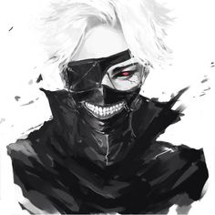 Tokyo ghoul and Kai