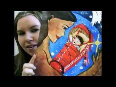 Showing My Goddess Art & Saami Myths (ASMR Soft Spoken)