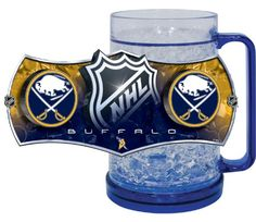 Buffalo Sabres Freezer Mug