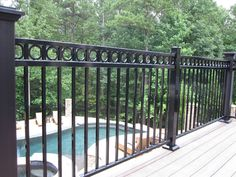 Fortress Railing creates iron, cable, glass, and aluminum railings, and metal balusters in six distinct lines, complemented by a generous range of accents, ornaments, and lighting options.