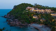 Banyan Tree Samui Luxury Hotel & Resort in Koh Samui, Thailand