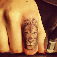 Top 10 Cool Lion Tattoos You Can Sport Too