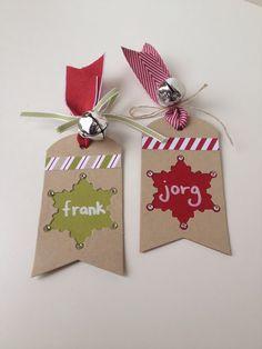 Margriet Creative: Christmas Labels